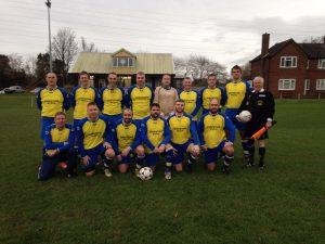Shotton Steel Vets FC