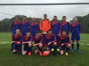 Upton Rangers FC 2016